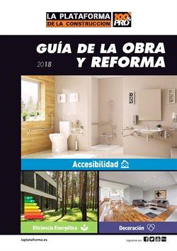 Ofertas de La Plataforma de la Construcción  en el folleto de Madrid