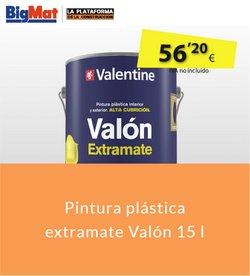 Ofertas de Valentine en el catálogo de La Plataforma de la Construcción ( Caduca hoy)