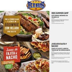 Ofertas de Ribs en el catálogo de Ribs ( Caducado)