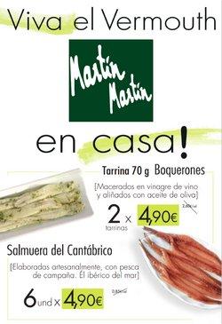 Ofertas de Martín Martín en el catálogo de Martín Martín ( 8 días más)