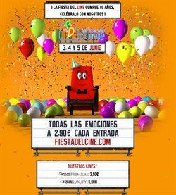 Catálogo Yelmo cines ( Caducado)