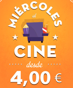Ofertas de Ocio  en el folleto de Yelmo cines en Telde