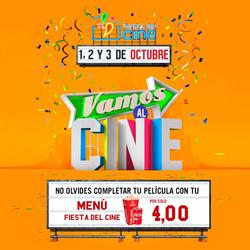 Ofertas de Ocio  en el folleto de Yelmo cines en El Puerto De Santa María