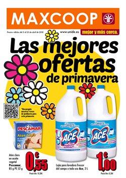 Ofertas de MAXCOOP  en el folleto de Las Palmas de Gran Canaria