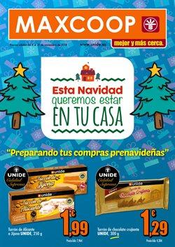 Ofertas de MAXCOOP  en el folleto de Cáceres