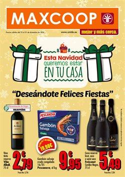 Ofertas de MAXCOOP  en el folleto de Santa Lucía de Tirajana