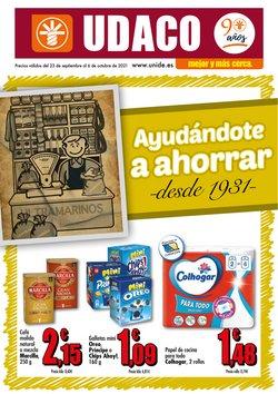 Ofertas de Profesionales en el catálogo de UDACO ( Publicado ayer)