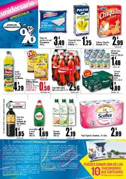 Ofertas de Coca-Cola  en el folleto de UDACO en Madrid