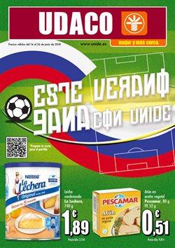 Ofertas de UDACO  en el folleto de La Orotava