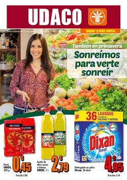 Ofertas de UDACO  en el folleto de Madrid