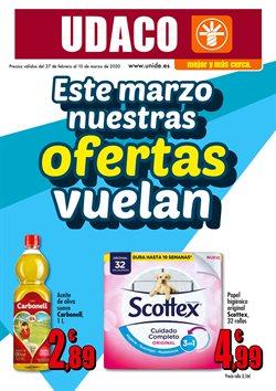 Ofertas de Hiper-Supermercados en el catálogo de UDACO en Santander ( Publicado hoy )