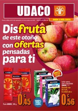 Ofertas de Hiper-Supermercados en el catálogo de UDACO en Sueca ( 9 días más )