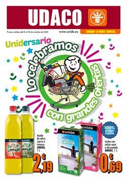 Catálogo UDACO en Navalagamella ( Caduca mañana )
