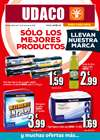 Ofertas de Hiper-Supermercados en el catálogo de UDACO en Alfafar ( 5 días más )