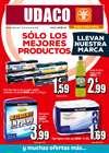 Catálogo UDACO en Collado Villalba ( Caduca hoy )