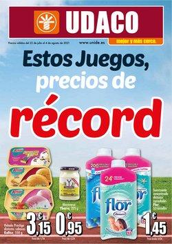 Ofertas de UDACO en el catálogo de UDACO ( 7 días más)