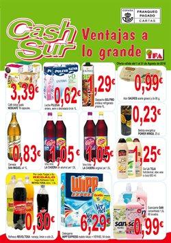 Ofertas de Cash Sur  en el folleto de Córdoba