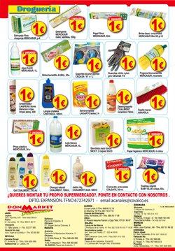 Ofertas de Bolsa porta alimentos  en el folleto de Don Market en Madrid