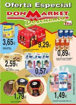 Ofertas de Don Market en el catálogo de Don Market ( Caducado)