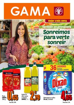 Ofertas de GAMA  en el folleto de Las Rozas