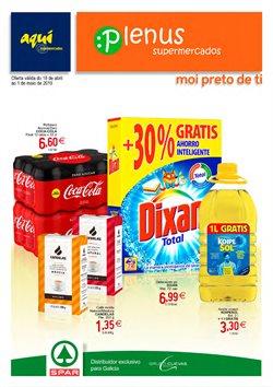 Ofertas de Supermercados Aquí  en el folleto de Ourense