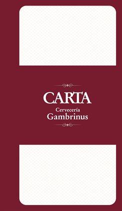 Catálogo Gambrinus ( Caducado)