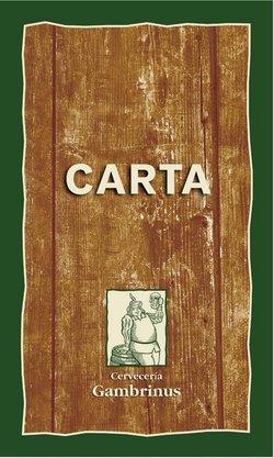 Ofertas de Restauración en el catálogo de Gambrinus ( Más de un mes)
