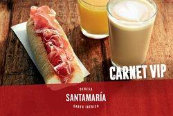 Ofertas de Taberna Santamaría  en el folleto de Mairena del Aljarafe