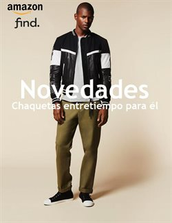 Ofertas de Amazon  en el folleto de Madrid