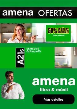 Ofertas de Amena en el catálogo de Amena ( Publicado ayer)