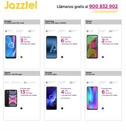 Ofertas de Alcatel en Jazztel