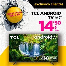 Ofertas de Android tv en Jazztel