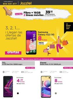 Catálogo Jazztel ( 4 días más)