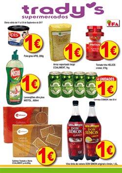 Ofertas de Supermercados Tradys  en el folleto de Barcelona