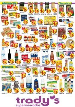 Ofertas de Bolsa porta alimentos  en el folleto de Supermercados Tradys en Madrid