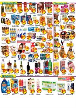 Ofertas de Bizcocho  en el folleto de Supermercados Tradys en Madrid