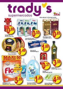 Ofertas de Supermercados Tradys  en el folleto de Madrid
