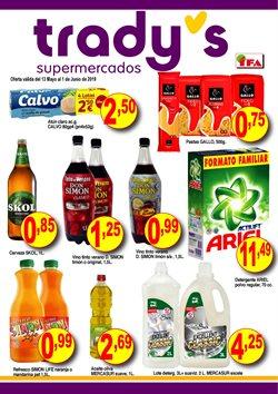 Ofertas de Supermercados Tradys  en el folleto de San Sebastián de los Reyes