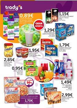 Ofertas de Cola Cao en Supermercados Tradys