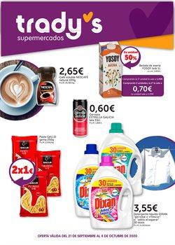 Catálogo Supermercados Tradys en Sant Feliu ( 3 días publicado )