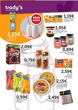 Ofertas de Bebida de soja en Supermercados Tradys