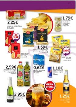 Ofertas de Fideuá en Supermercados Tradys