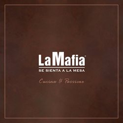 Catálogo La Mafia se sienta a la mesa ( Caducado)