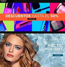 Ofertas de Perfumerías y belleza  en el folleto de Kiko Cosmetics en Madrid