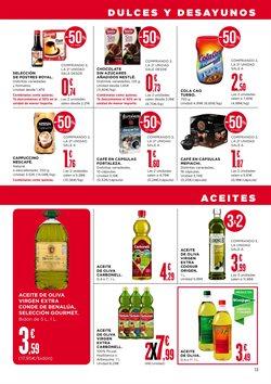 Ofertas de Nescafé  en el folleto de Supercor Exprés en Córdoba