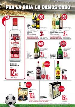 Ofertas de Whisky  en el folleto de Supercor Exprés en La Orotava
