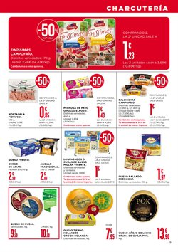 Ofertas de Campofrío  en el folleto de Supercor Exprés en La Orotava