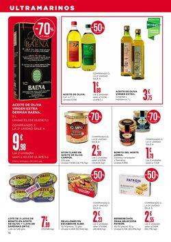Ofertas de Aceite de oliva virgen extra  en el folleto de Supercor Exprés en La Orotava