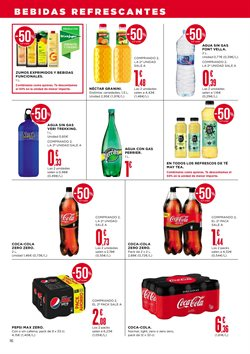 Ofertas de Coca-Cola  en el folleto de Supercor Exprés en Córdoba