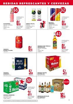 Ofertas de Mahou  en el folleto de Supercor Exprés en Fuengirola